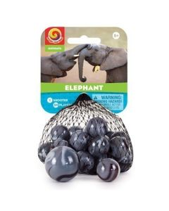 Play Visions Elephant Marble Net
