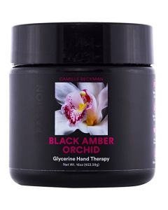 Camille Beckman Glycerine Hand Therapy 16oz - Black Amber Orchid