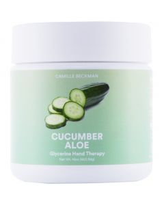 Camille Beckman Glycerine Hand Therapy 16oz - Cucumber Aloe