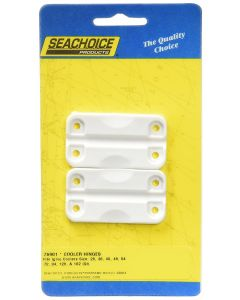 Seachoice Igloo Cooler Replacement Hinge, Pack of 2 - Plastic