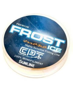 Clam Frost Ice Mono Line 8# 110yd. Clear