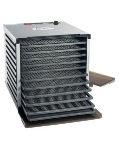 LEM Mighty Bite 10-Tray Double Door Dehydrator