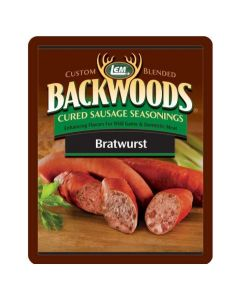 LEM Products 5# Cured Bratwurst Seasoning