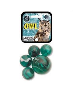 Play Visions Owl Marble Net