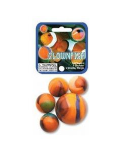 Play Visions Clownfish Marble Net