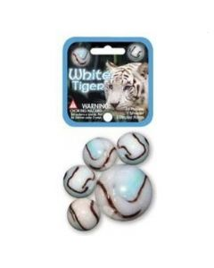 Play Visions White Tiger Marble Net