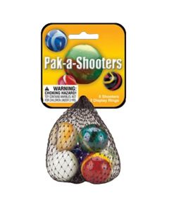 Play Visions Pak-a-Shooters Marble Net