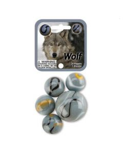 Play Visions Wolf Marble Net