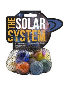 Play Visions Solar System Marble Net