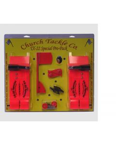 Church Tackle TX-22 Pro-Pack