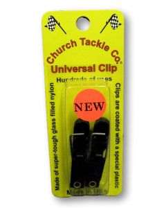 Church Tackle Universal Clips 2-Pack