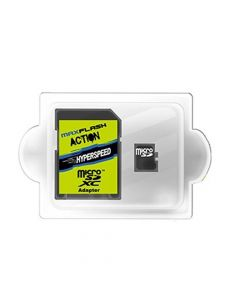 Delkin Devices 64GB Hyperspeed MicroSD Card