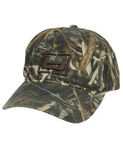 Banded Waxed Hunting Cap Max-5 One Size
