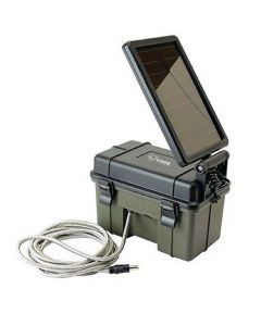 HME Products Trail Camera 12V/Solar Auxiliary Power Pack