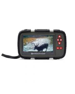 Stealth Cam SD Card Reader/Viewer with 4.3LCD