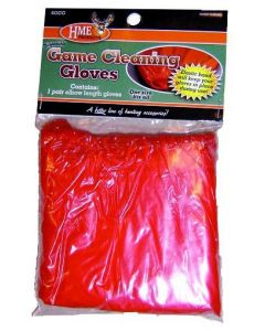 HME Single Game Cleaning Gloves