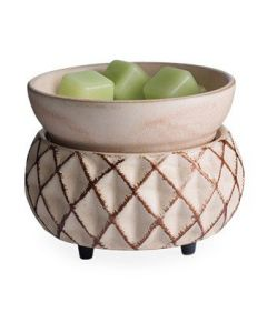 Candle Warmers 2-in-1 Lattice Fragrance Warmer