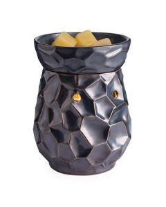 Candle Warmers Hammered Illumination Fragrance Warmer