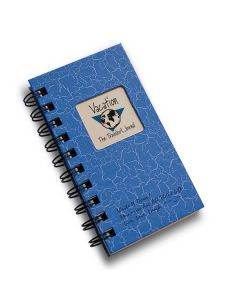 Journals Unlimited Vacation Mini Journal