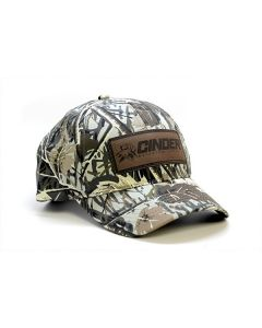 Cinder Slayer Camo Trucker Hat