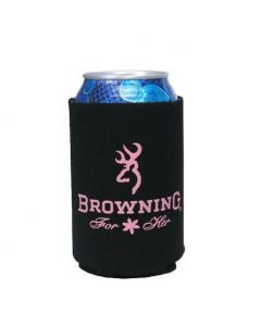 Browning for Her Can Coozie