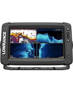 Lowrance Elite-9 Ti Active Imaging 3-in-1 with US/Can Nav+