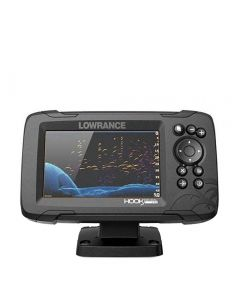 Lowrance HOOK Reveal 5 SplitShot with CHIRP, DownScan & US Inland Charts