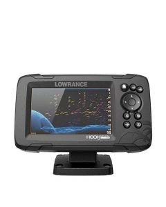Lowrance HOOK Reveal 5x SplitShot with CHIRP, DownScan & GPS Plotter