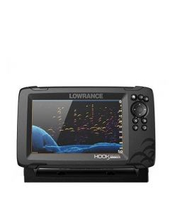 Lowrance HOOK Reveal 7 SplitShot with CHIRP, DownScan & US Inland charts