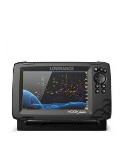 Lowrance HOOK Reveal 7 TripleShot with CHIRP, SideScan, DownScan & US Inland charts