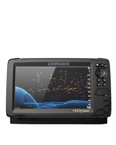 Lowrance HOOK Reveal 9 TripleShot with CHIRP, SideScan, DownScan & US Inland charts