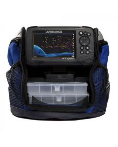 Lowrance HOOK Reveal 5 SplitShot Ice Pack with CHIRP, DownScan & Base Map