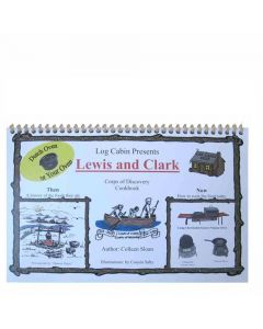 Camp Chef Lewis & Clark Cookbook
