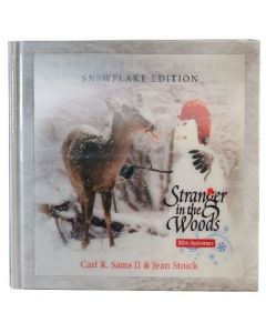 Stranger in the Woods 10th Anniversary Snowflake Edition book