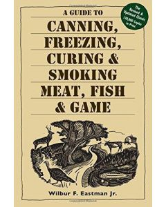Angler's Book Supply Canning, Freezing, Curing &