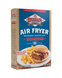 Louisiana Fish Fry Products Barbeque Air Fry Coating Mix - 5 oz.