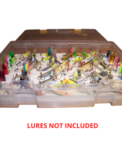 Amish Outfitters Ice Lure Caddy