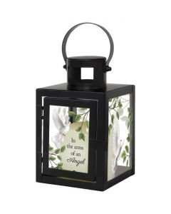 Carson Home Accents LED Lantern - In the Arms of an Angel