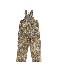 Berne Workwear Youth Softstone Insulated Bib Overall