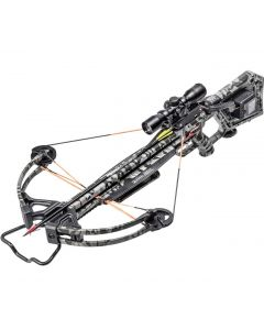 Wicked Ridge Invader 400 FPS ProView Scope ACUdraw (Peak Camo) Crossbow Package