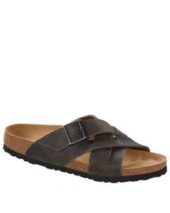 Birkenstock Lugano Nubuck Leather