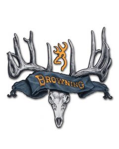 Browning Skull Decals