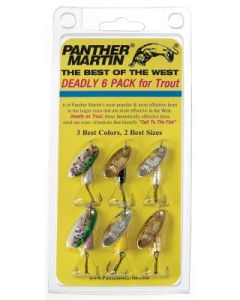 Panther Martin Best Of The West Kit