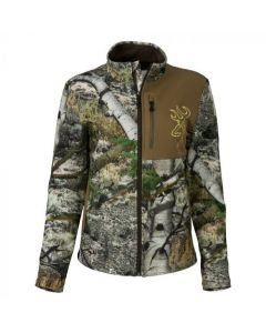 Browning Women's Hell's Canyon Mercury Jacket, Mossy Oak Mountain Country