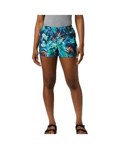 Columbia Women's Sandy River II Printed Short