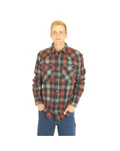 Five Brother Western Flannel