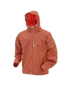 Frogg Togg Women Java Toadz 2.5 Lite Weight Jacket, Coral