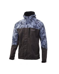 Huk Grand Banks Jacket Camo Erie