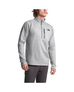 North Face Men's Canyonlands Hoodie Light Grey Heather