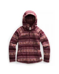 The North Face Women's Crescent Pullover Red